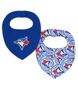 Toronto Blue Jays by Snugabye Bandana Bibs