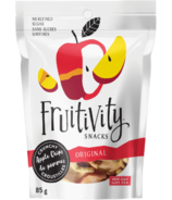 Fruitivity Snacks Crunchy Apple Chips Original