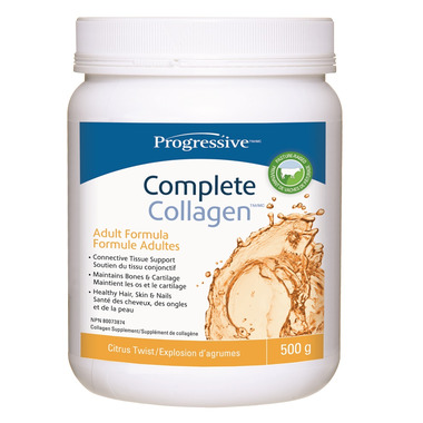 Progressive Complete Collagen Citrus Twist