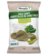 Simply7 Kale Chips Dill Pickle
