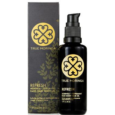 True Moringa Refresh Face, Hair, Body Oil