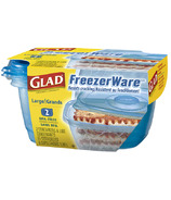 GladWare FreezerWare Large Containers