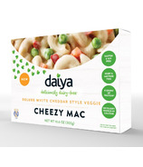 Daiya Deluxe White Cheddar & Veggies Cheezy Mac