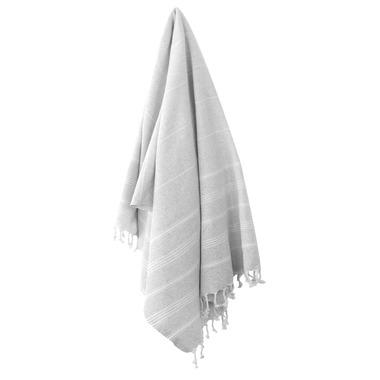 Stray & Wander Cove Turkish Towel Grey