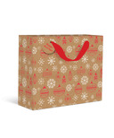 Graphique de France Holiday Gift Bag