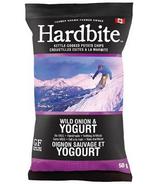 Hardbite Handcrafted Wild Onion & Yogurt Chips