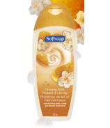 Softsoap Creamy Milk Protein & Honey Body Wash
