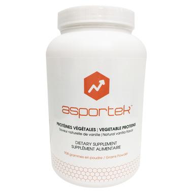 Asportek Vegetable Protein Vanilla