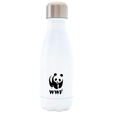 S\'well World Wildlife Fund Stainless Steel Water Bottle White