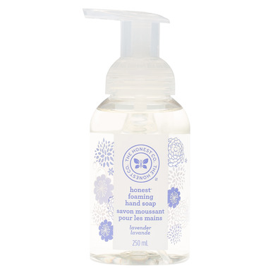 The Honest Company Honest Foaming Hand Soap in Lavender Scent