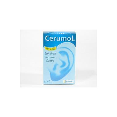 Cerumol Ear Wax Remover Drops