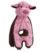 Charming Pet Products Cuddle Tug Pig Dog Toy