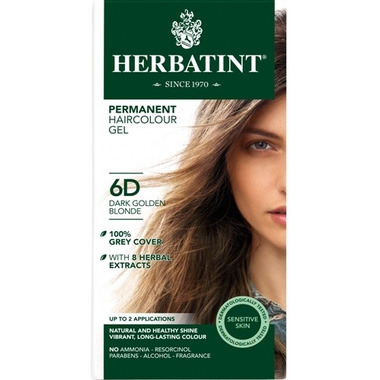 Herbatint D Golden Series Natural Herb Based Hair Colour