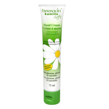 Herbacin Unscented Hand Cream