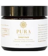 Pura Botanicals Sweet Face Restorative Daily Moisturizer