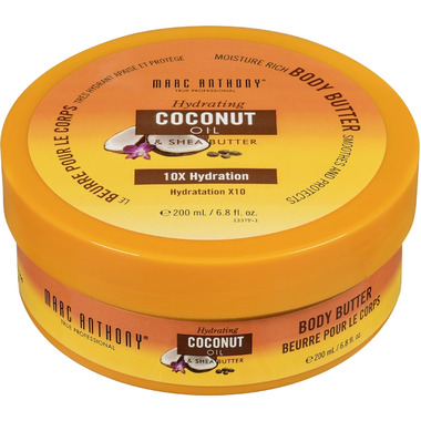Marc Anthony Hydrating Coconut Oil & Shea Butter Moisture Rich Body Butter