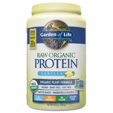 Garden of Life Raw Organic Protein Vanilla