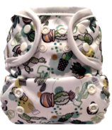 Bummis All-in-One Cloth Diaper Snap Cactus