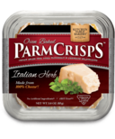 Kitchen Table Bakers Italian Herb Parm Crisps