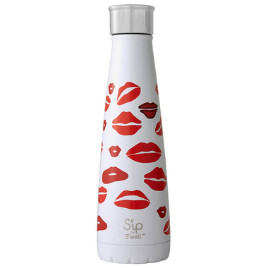 S\'ip x S\'well Water Bottle Kiss Kiss