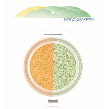 Physicians Formula Mineral Wear Abc Cushion Primer Yellow Green