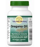 Nature's Harmony Oil of Oregano