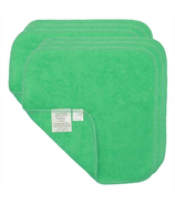 Motherease Cotton Baby Wipes Green