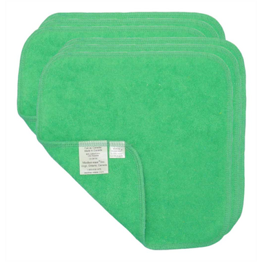 Mother ease Cotton Baby Wipes Green