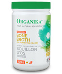 Organika Chicken Bone Broth Protein Powder Turmeric