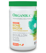 Organika Chicken Bone Broth Protein Powder Turmeric