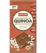 Alter Eco Dark Organic Choclate Quinoa