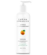 Carina Organics Hydrating Skin Cream Citrus