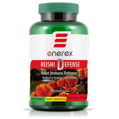Enerex Botanicals Reishi Defense