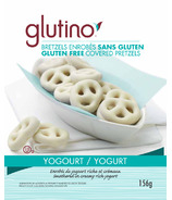Glutino Gluten Free Yogurt Covered Pretzels