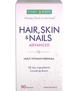 Nature's Bounty Hair, Skin & Nails Advanced