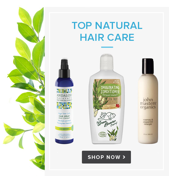 Top Natural Hair Care