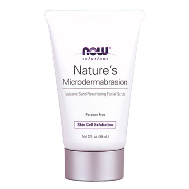 NOW Solutions Nature\'s Microdermabrasion