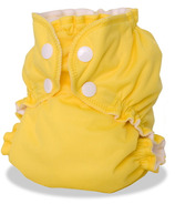 AppleCheeks Diaper Cover Lemon Zest