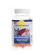 Nature's Harmony Super Bears Multi-Vitamins & Minerals
