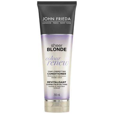John Frieda Sheer Blonde Colour Renew Correcting Conditioner
