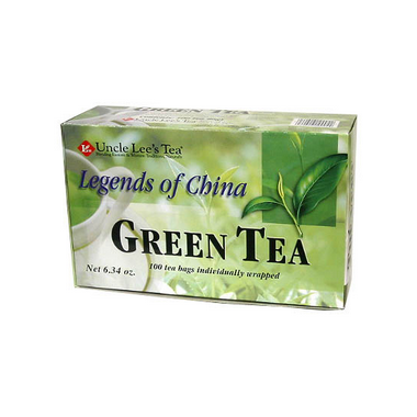 Uncle Lee\'s Legends Of China Organic Green Tea