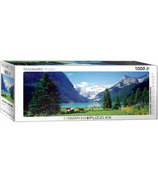 Eurographics Lake Louise Canadian Rockies Puzzle