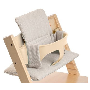 Buy Stokke Tripp Trapp Cushion Grey Loom at Well.ca | Free Shipping $35+ in Canada