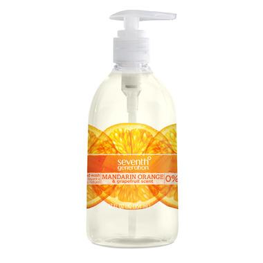 Seventh Generation Hand Wash Mandarin Orange & Grapefruit