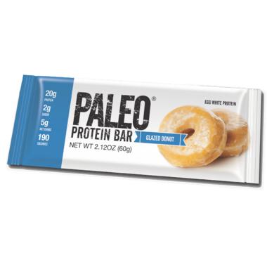 Julian Bakery Glazed Donut Paleo Protein Bar