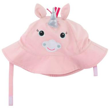 Zoocchini Baby Sun Hat Unicorn