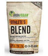 IronVegan Athlete's Blend Protein Chocolate