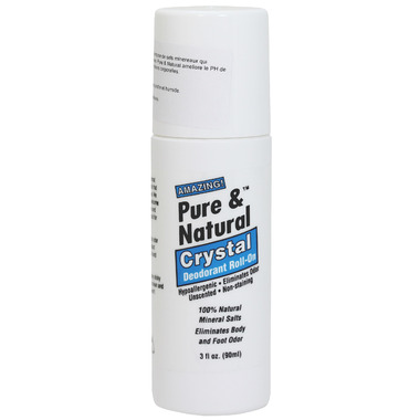 Deodorant Stones of America Pure & Natural Crystal Deodorant