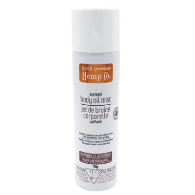 North American Hemp Co. Body Oil Mist