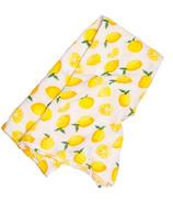 Little Unicorn Cotton Muslin Swaddle Blanket Lemon